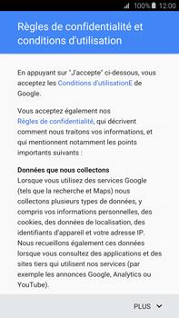 Samsung Galaxy S6 edge+ (G928F) - Applications - Configuration de votre store d