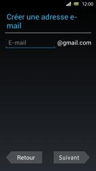 Sony Xperia U - Applications - Configuration de votre store d