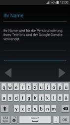 Samsung Galaxy A3 - Apps - Konto anlegen und einrichten - 6 / 22
