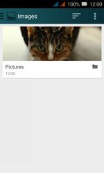 Huawei Y3 - MMS - Sending pictures - Step 14