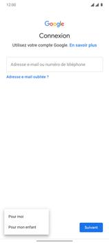 OnePlus 7T - Applications - Créer un compte - Étape 6