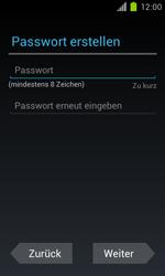 Samsung Galaxy S II - Apps - Einrichten des App Stores - Schritt 7