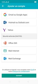Oppo Reno 2Z - E-mails - Ajouter ou modifier votre compte Yahoo - Étape 6
