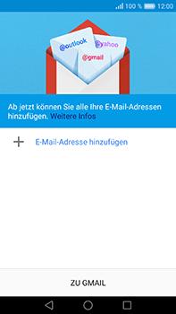 Huawei P9 Plus - E-Mail - Konto einrichten (gmail) - Schritt 5