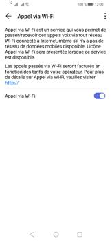Huawei P30 Lite - WiFi - Activez WiFi Calling - Étape 9