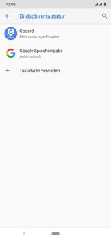 Nokia 6.2 - Startanleitung - So fügen Sie eine Tastatursprache hinzu - Schritt 7
