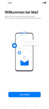 Oppo Find X2 - E-Mail - Manuelle Konfiguration - Schritt 4