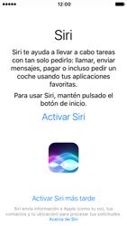 Apple iPhone SE iOS 10 - Primeros pasos - Activar el equipo - Paso 19