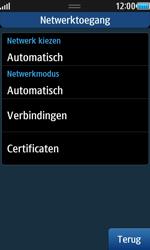 Samsung S8530 Wave II - Internet - handmatig instellen - Stap 6