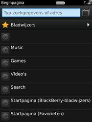 BlackBerry 9800 Torch - Internet - hoe te internetten - Stap 3