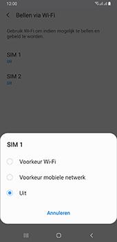 Samsung galaxy-a6-plus-sm-a605fn-ds-android-pie - Bellen - WiFi Bellen (VoWiFi) - Stap 7