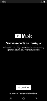 Samsung Galaxy Note20 Ultra 5G - Photos, vidéos, musique - Ecouter de la musique - Étape 4