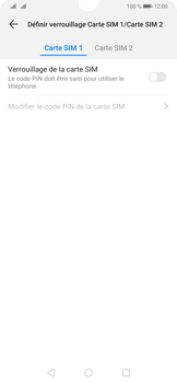 Huawei P30 - Prise en main - Comment activer un code SIM - Étape 8