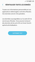 Samsung A320F Galaxy A3 (2017) - Android Oreo - Appareil - Réinitialisation de la configuration d