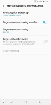Samsung Galaxy A6 Plus - internet - mobiele data managen - stap 10