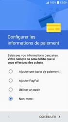 HTC Desire 530 - Premiers pas - Créer un compte - Étape 24