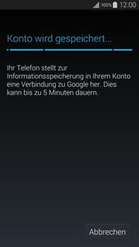Samsung Galaxy Note 4 - Apps - Einrichten des App Stores - Schritt 15