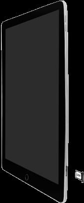 Apple iPad Pro 12.9 inch - SIM-Karte - Einlegen - 1 / 1
