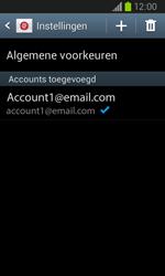 Samsung I9100 Galaxy S II - E-mail - Instellingen KPNMail controleren - Stap 7