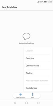 Huawei P Smart - SMS - Manuelle Konfiguration - Schritt 4