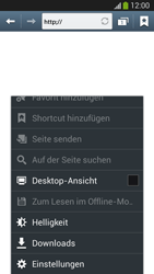 Samsung SM-G3815 Galaxy Express 2 - Internet und Datenroaming - Manuelle Konfiguration - Schritt 21