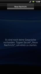 Sony Ericsson Xperia Arc S - MMS - Erstellen und senden - 6 / 20