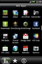 HTC A510e Wildfire S - Software - Update - Schritt 3