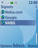 Nokia 3110 classic - Internet - navigation sur Internet - Étape 12