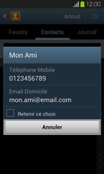 Samsung Galaxy S2 - Contact, Appels, SMS/MMS - Envoyer un MMS - Étape 7