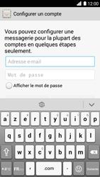 Huawei Ascend G6 - E-mail - Configuration manuelle - Étape 7