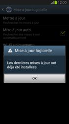 Samsung Galaxy Note II - Logiciels - Installation de mises à jour - Étape 10