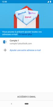 Google Pixel 3 - E-mails - Ajouter ou modifier votre compte Outlook - Étape 12