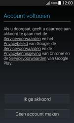 Samsung Galaxy J1 (SM-J100H) - Applicaties - Account aanmaken - Stap 15