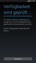 Samsung Galaxy Mega 6-3 LTE - Apps - Konto anlegen und einrichten - 9 / 25