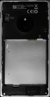 Nokia Lumia 830 - SIM-Karte - Einlegen - Schritt 6