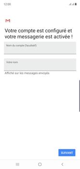 Samsung Galaxy Note10 - E-mail - Configuration manuelle - Étape 21