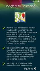 Samsung G850F Galaxy Alpha - Primeros pasos - Activar el equipo - Paso 10