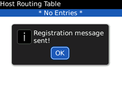 BlackBerry 8520 Curve - Settings - Configuration message received - Step 7