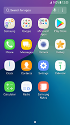 Samsung Galaxy Xcover 4 - E-mail - Manual configuration (yahoo) - Step 3