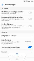 Huawei P10 Lite - SMS - Manuelle Konfiguration - Schritt 6