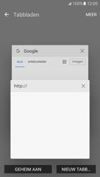 Samsung Galaxy S7 - Internet - hoe te internetten - Stap 14