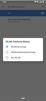 Nokia 7.2 - WiFi - WiFi Calling aktivieren - Schritt 12