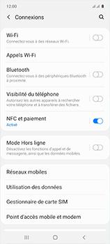 Samsung Galaxy A51 - Bluetooth - Jumelage d