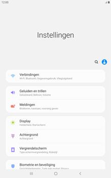 Samsung galaxy-tab-a-8-0-lte-2019-sm-t295 - WiFi - Mobiele hotspot instellen - Stap 4