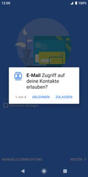 Sony Xperia XZ2 - Android Pie - E-Mail - Konto einrichten (outlook) - Schritt 10
