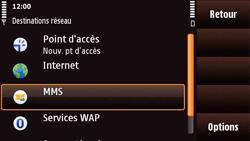 Nokia N97 Mini - MMS - Configuration manuelle - Étape 6