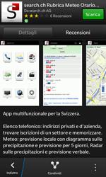BlackBerry Z10 - Applicazioni - Installazione delle applicazioni - Fase 16