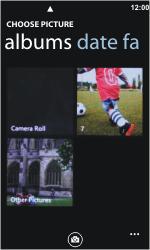 Nokia Lumia 800 - E-mail - Sending emails - Step 10