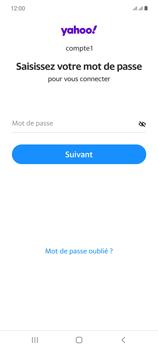 Samsung Galaxy Note20 - E-mails - Ajouter ou modifier votre compte Yahoo - Étape 10