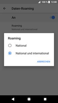 Sony Xperia XA2 Ultra - Ausland - Auslandskosten vermeiden - Schritt 10